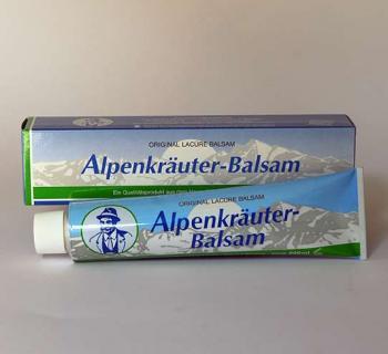 Alpenkräuter-Balsam Lacure 200 ml Riesentube