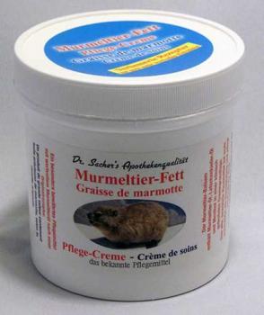 Dr. Sachers Murmeltier-Fett Creme 250 ml