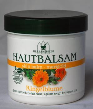 Hautbalsam Ringelblume Herbamedicus  250 ml