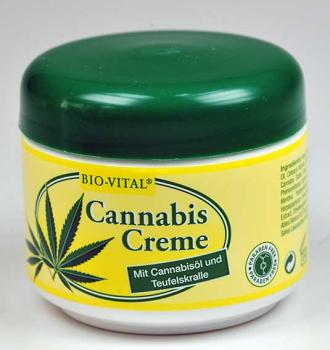 Bio-Vital Cannabis-Creme 125 ml
