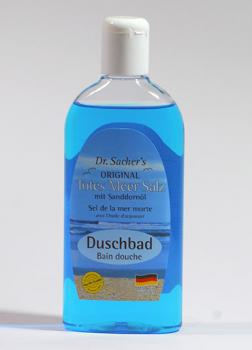 Dr. Sachers Totes Meer Salz Duschbad 250 ml